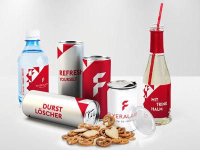 FLYERALARM Promotion Drinks
