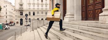 Zustellservice über die Post